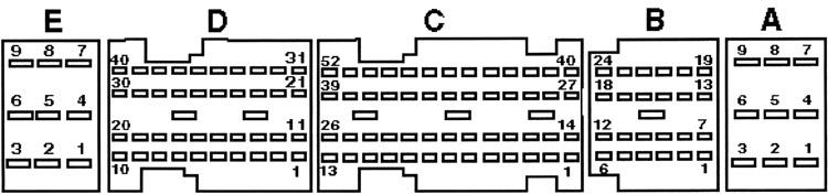 Panneau NLL gauche e46 Diederichs zub00023