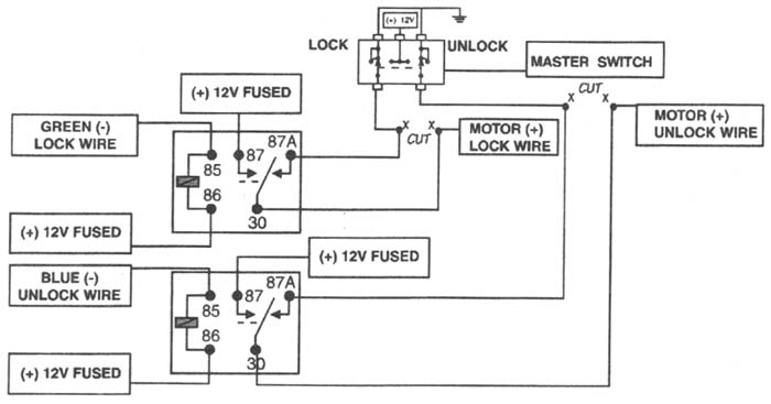 1000hfm 16 help with clifford keyless entry pennock's fiero forum dei 451m wiring diagram at gsmportal.co